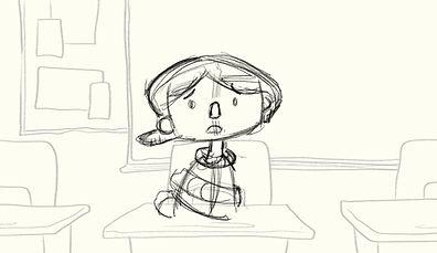 Scene 08 Rough Animation