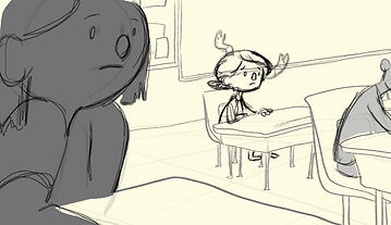 Scene 06 Rough Animation