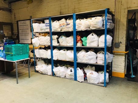 Read the latest news from the Food Bank