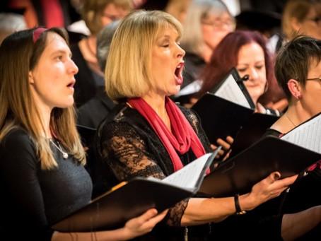 Thanks to Bradford Festival Choral Society