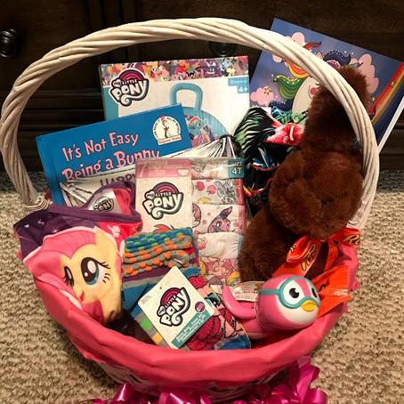 30 Easter Basket Ideas for Children