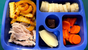 Well-Balanced & Kid-Approved School Lunch Ideas