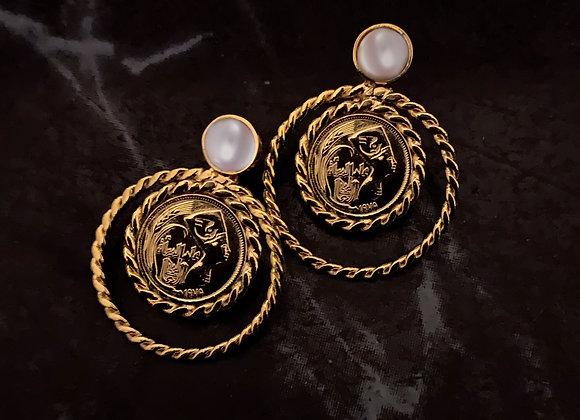 La Lune Earrings