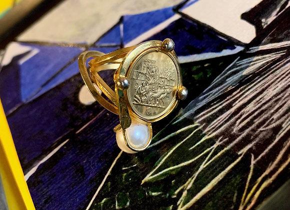 Bouclè Ring