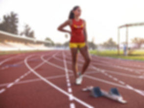 track-and-field-uniforms-woman-on-track-