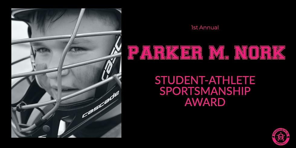 Parker's Army Sportsmanship Award Ceremony
