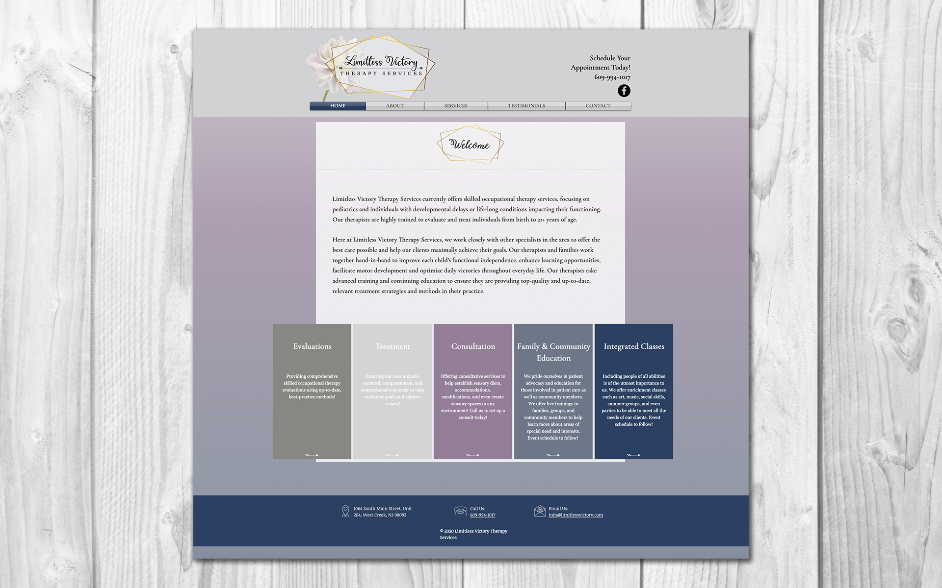 LIMITLESS VICTORY | COMPANY WEBSITE