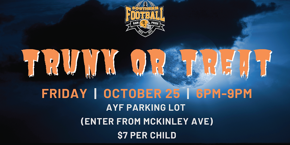 SOUTHERN AYF TRUNK OR TREAT