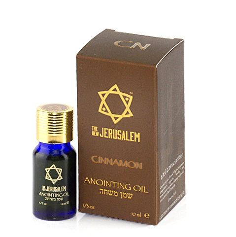 Cinnamon Oil / Aceite Canela 1/3 oz