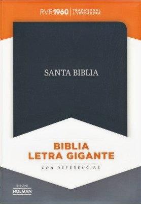 Biblia Let Gigante Imit Piel Negra Indice