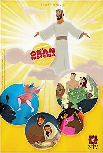 Biblia Interactiva Para Niños Tapa Dura 20133