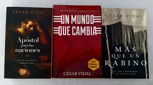 Cesar Vidal Trío