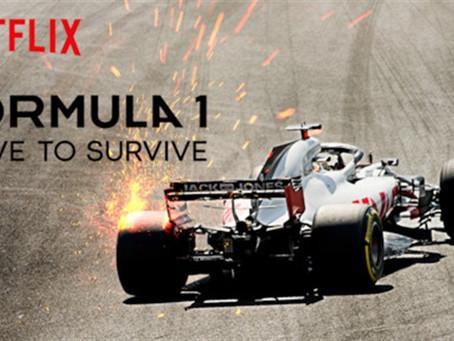 Por que você deve assistir Drive do Survive na Netflix