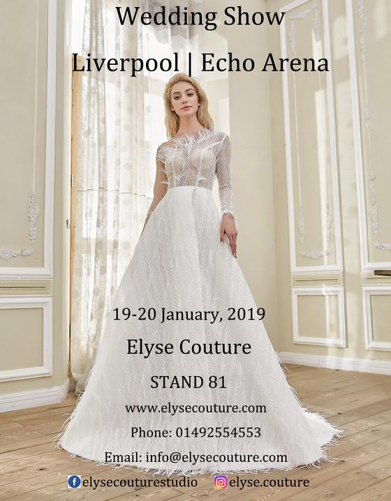 Jan 2019 Liverpool Wedding Show