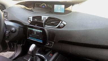 FAAR Industry Ride-Sharing Concept