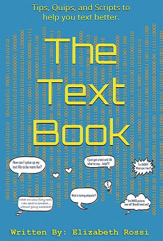 The Text Book by Elizabeth Rossi