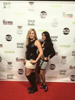 Elizabeth Rossi, LA International Film Festival 2015