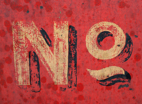 How to say NO and not sound like an a**hole