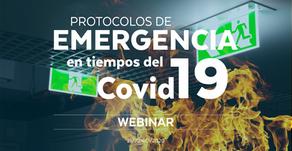 Protocolos de emergencia en tiempos del Covid-19