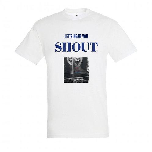 T-Shirt SILENT SHOUT
