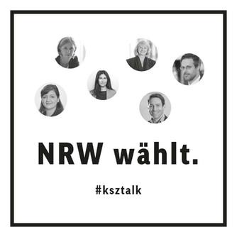 Podiumsdiskussion zur Landtagswahl in NRW
