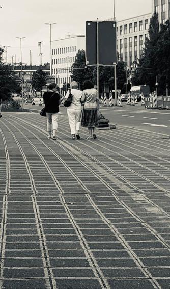 Sonntagskolumne: Geschichten aus der Stadt - Mein Körper