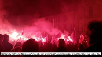 Was von Polen übrig bleibt