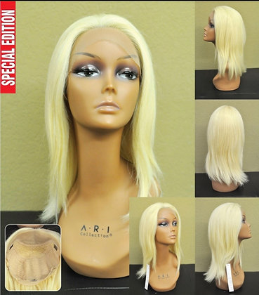 Lace Front Human Hair (Silk Base)7001s