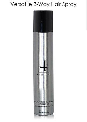 Versatile 3-Way Spray
