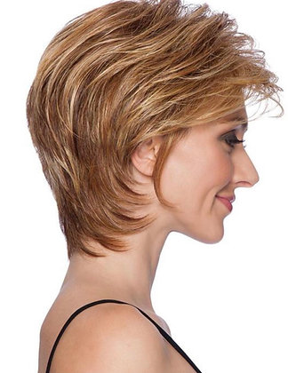 Short Tapered Crop   Synthetic Wig (Basic Cap)   CLOSEOUT only in SS14/88