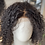 Thumbnail: Erica( SHORT BRAZILIAN CURLY 5X5 LACE CLOSURE BOB WIG