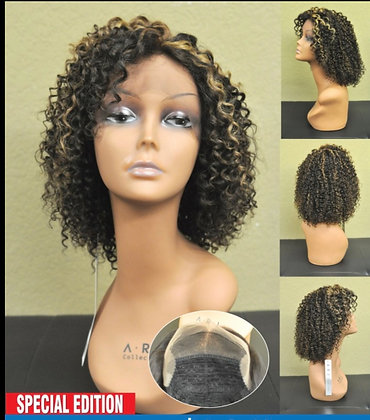 Lace Front Human Hair 7015