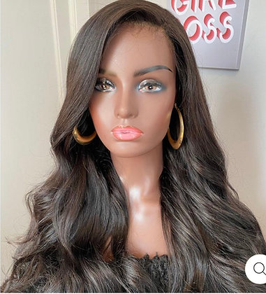 VAL BODY WAVE HD INVISIBLE LACE 5X5 LACE CLOSURE WIG