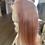 Thumbnail: Pink Straight Human Hair 18 inches