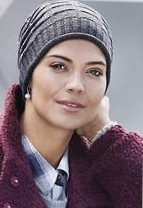 Dangy Winter Hat-Dark Grey Melange (0502)
