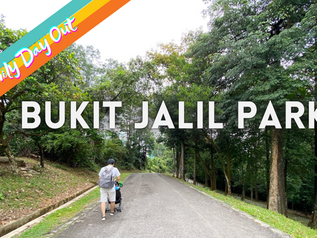 Family Day Out // Bukit Jalil Park