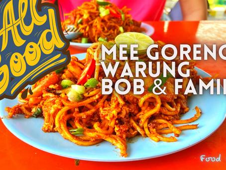 Jom EAT! // Warung BOB & Family @ Kota Damansara