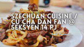 Jom EAT! // Cu Cha Dan Fan @ Seksyen 14, PJ
