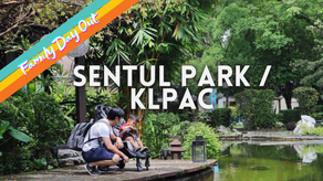 Family Day Out // Sentul Park