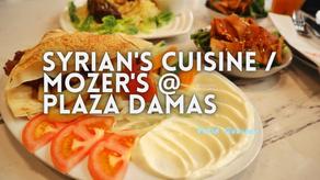 Jom EAT! // Mozer's @ Plaza Damas
