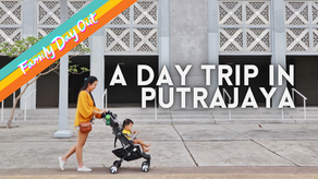 Family Day Out // A Day Trip in Putrajaya
