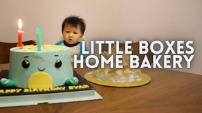 Experience // Little Boxes Home Bakery