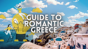 Greece Travel Guide // Itinerary, Maps & Tips