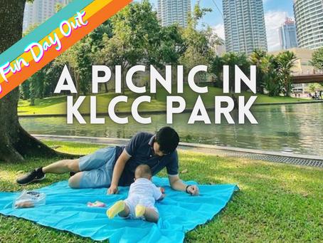 Family Picnic // KLCC Park