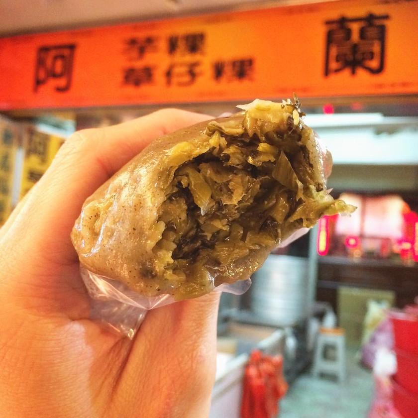 阿蘭草仔粿 Ah Lan Hakka Rice Cake