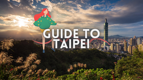 Taipei Travel Guide // Itinerary, Maps & Tips