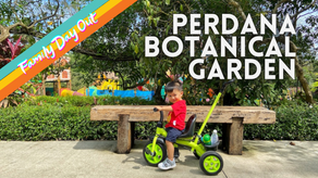 Family Day Out // Perdana Botanical Garden