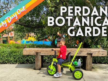 Family Day Out // Perdana Botanical Garden