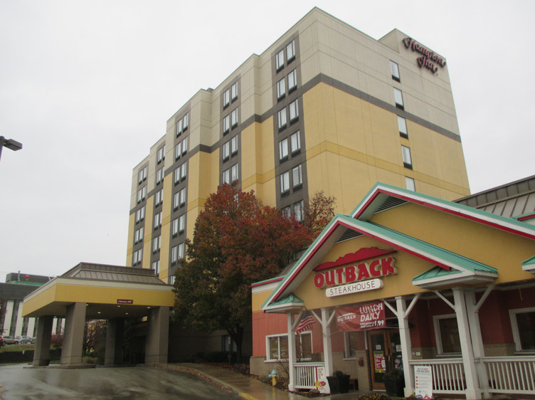 monroeville pa hampton inn v8 hotel renovation amerail systems monroeville pa hampton inn v8