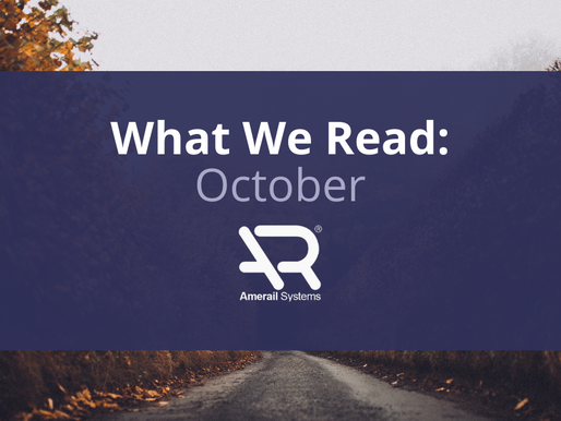 What We Read: October